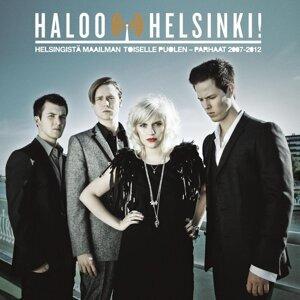 Helsingistä Maailman Toiselle Puolen – Parhaat 2007-2012