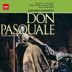 Donizetti: Don Pasquale [Electrola Querschnitte] - Electrola Querschnitte