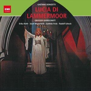 Donizetti: Lucia di Lammermoor [Electrola Querschnitte] - Electrola Querschnitte
