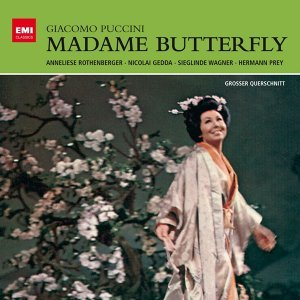 Puccini: Madame Butterfly [Electrola Querschnitte] - Electrola Querschnitte