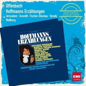 Offenbach: Hoffmanns Erzählungen - Sung in German