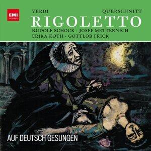 Verdi auf Deutsch: Rigoletto