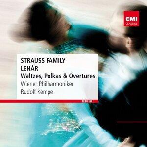 Strauss Family / Lehar: Waltzes
