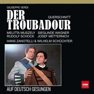 Verdi auf Deutsch: Der Troubadour