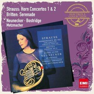 R.Strauss/Britten: Hornkonzerte Nr.1 & 2/Serenade