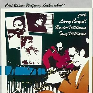 featuring: Larry Coryell, Buster Williams, Tony Williams