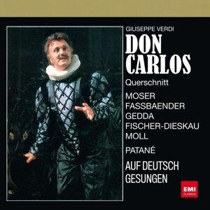 Verdi auf Deutsch: Don Carlos