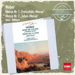 Weber: Masses No. 1 & 2