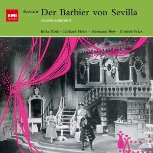 Rossini: Der Barbier von Sevilla - Electrola Querschnitte