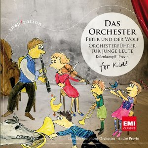 Das Orchester - For Kids