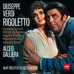 Verdi auf Deutsch: Rigoletto (Gesamtaufnahme)