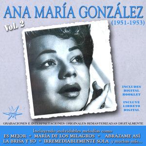 Ana María González, Vol. 2 [1951 - 1953]
