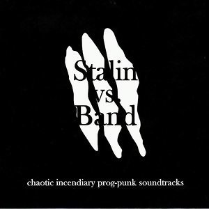Chaotic incendiary prog-punk soundtracks