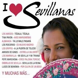 I Love Sevillanas