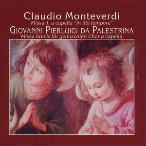 Claudio Monteverdi, Giovanni Pierluigi da Palestrina