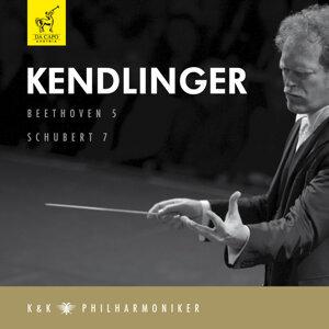 Schubert: Die Unvollendete, Nr. 7 in H-Moll, D 759 - Beethoven: Schicksalssinfonie, Nr. 5 in C-Moll, op. 67