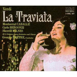 Verdi La Traviata Gesamtaufnahme