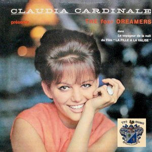 Claudia Cardinale Presenting The Four Dreamers