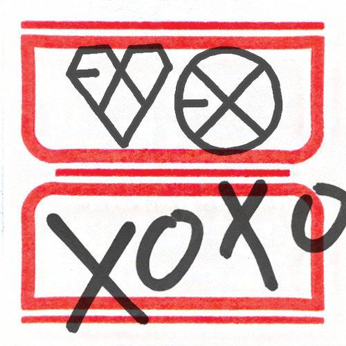 XOXO (Hug Ver.) - 中文版 專輯封面