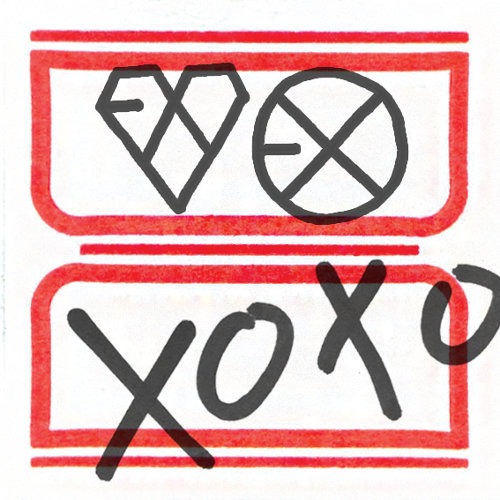 XOXO(Hug Ver) 專輯封面