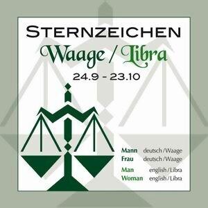 Sternzeichen Waage 24.9.-23.10.