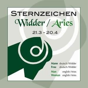 Sternzeichen Widder 21.3.-20.4.