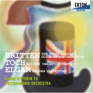 Britten:The Young Person'S Guide To The Orchestra  - Toch:Big Ben Variation - Elgar:Enigma Variations (ブリテン :青少年のための管弦楽入門/トッホ :ビッグ・ベン変奏曲/エルガー :エニグマ変奏曲)
