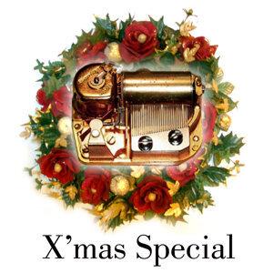 オルゴールで聴く クリスマス ソング (Christmas Song Music Box Special)