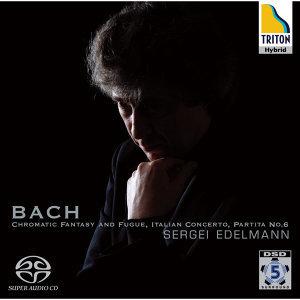 バッハ:半音階的幻想曲とフーガ ニ短調/イタリア協奏曲/パルティータ第6番ホ短調
