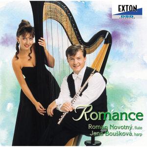 ロマンス - フルート & ハープ名曲集