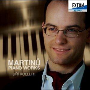 マルティヌー ピアノ作品集