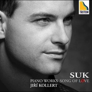 スーク: ピアノ作品集「愛の歌」