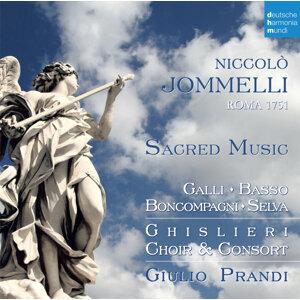 Niccolò Jommelli - Roma, 1751 - Sacred Music