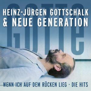 """Wenn ich auf dem Rücken lieg: Die Hits - """"Gotte"""" & Neue Generation"""