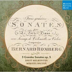 B. Romberg: Sonaten für Hammerklavier und Cello op. 5