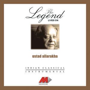 Ustad Allarakha -The Legend Live On
