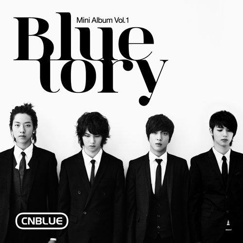 Bluetory 專輯封面