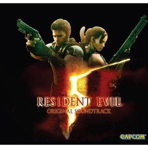Resident Evil 5(惡靈古堡5電玩原聲帶)