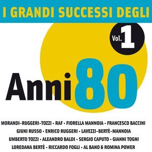 I Grandi Successi degli anni '80 - Vol. 1