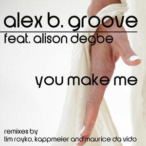You Make Me [Feat. Alison Degbe]