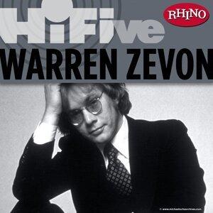 Rhino Hi-Five: Warren Zevon