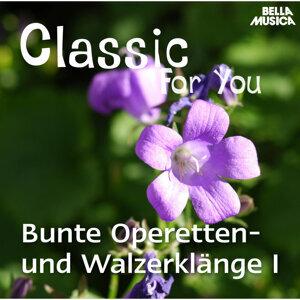 Classic for You: Bunte Operetten- und Walzerklänge Vol. 1
