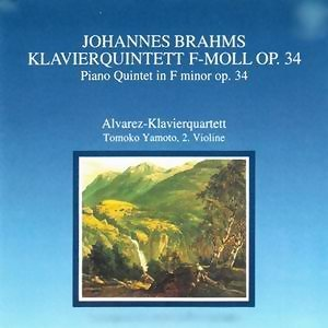 Johannes Brahms: Klavierquintett, F-Moll, op. 34