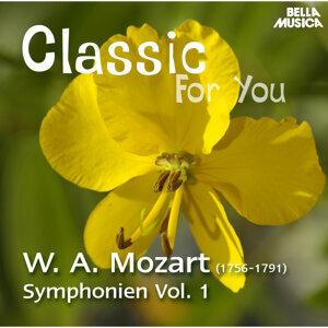 Mozart: Symphonien - Vol. 1