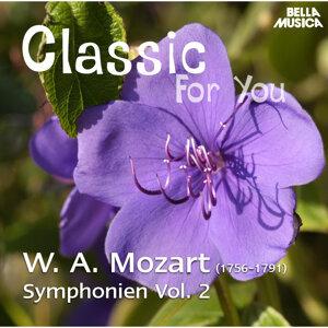 Mozart: Symphonien - Vol. 2