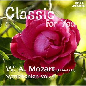Mozart: Symphonien - Vol. 4