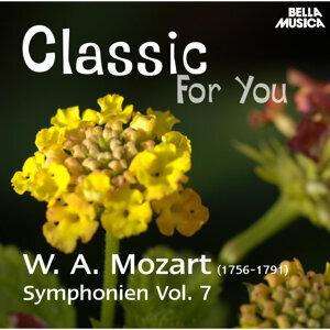 Mozart: Symphonien - Vol. 7