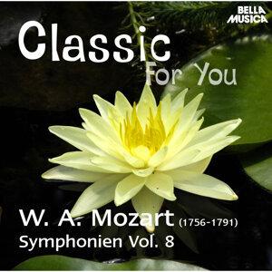 Mozart: Symphonien - Vol. 8
