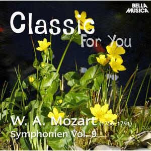 Mozart: Symphonien - Vol. 9
