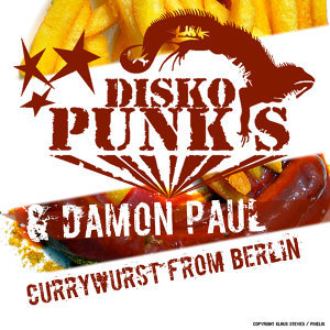 Currywurst from Berlin